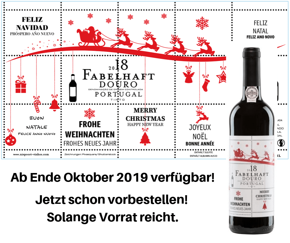 Weihnachtsedition Fabelhaft
