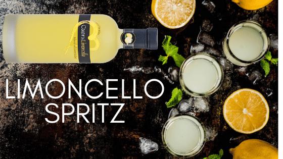 Rezept Limoncello Spritz