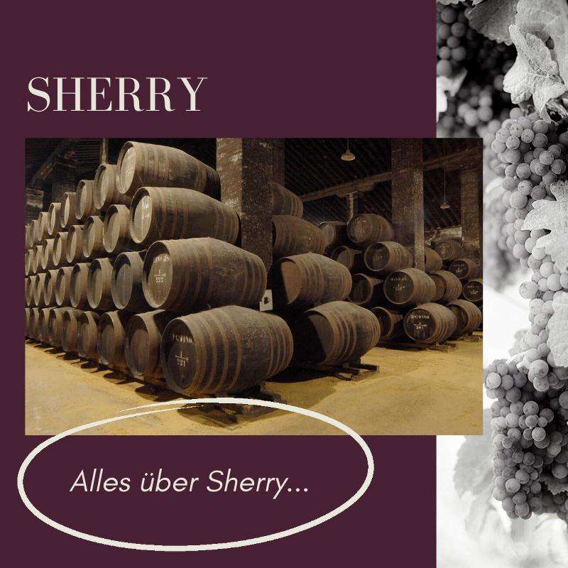 Sherry aus Spanien