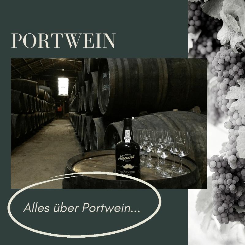 Portwein aus Portugal