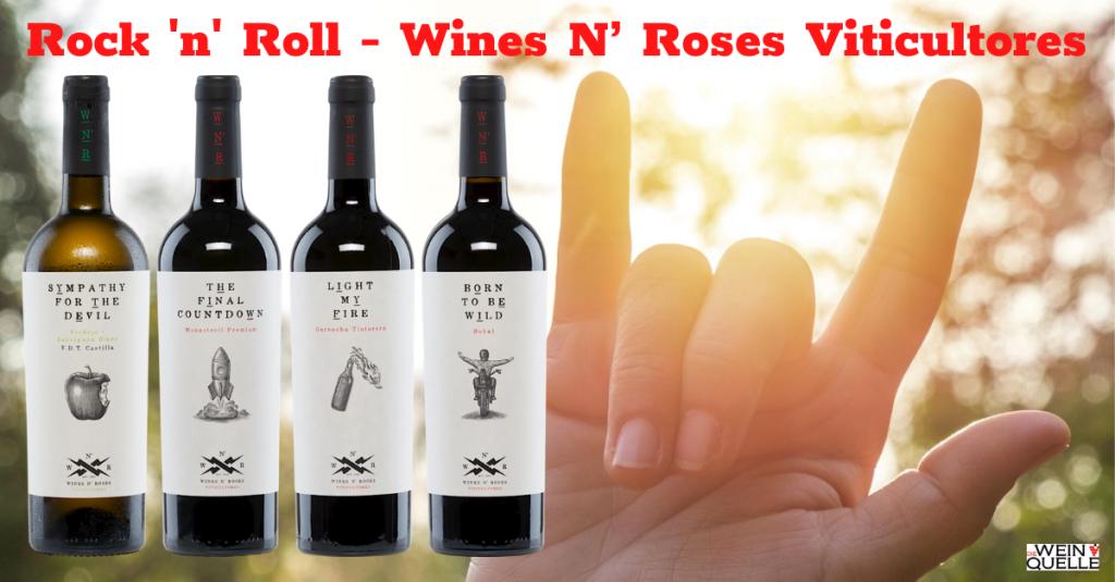 Neu - Wines N' Roses Viticultores