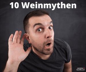 10 Weinmythen, die für Euch kritisch beäugt werden!
