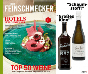 Feinschmecker 12/2020:Empfehlung Niepoort