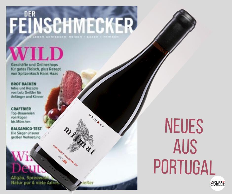 Feinschmecker 03/2021 - Weinempfehlung Portugal