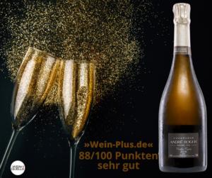 Champagner mit Auszeichnung